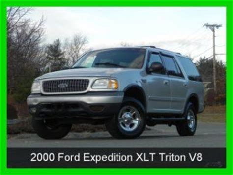 how petrol cars work 2002 ford expedition security system purchase used 2000 ford expedition xlt 4wd 4x4 triton v8 gas leather 3rd row seating duel ac in