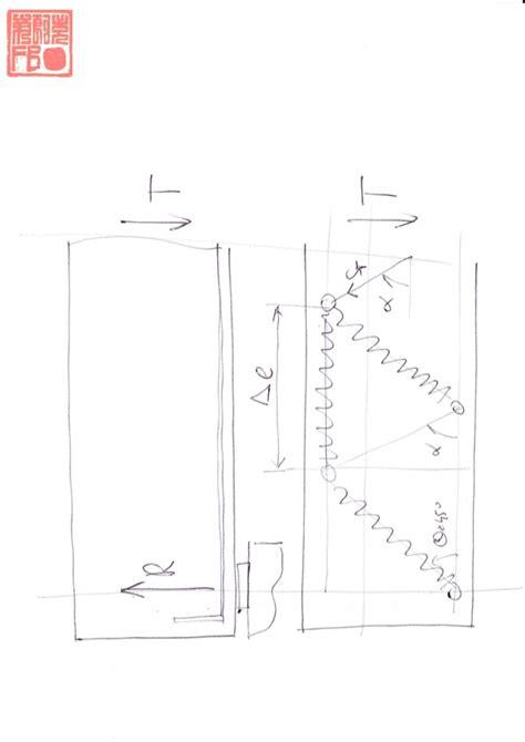 traliccio di morsch tdc taglio negli elementi in calcestruzzo armato