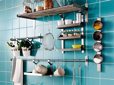 Kitchen Wall Organization Ideas by 9 Ideas To Keep Your New Kitchen Functional And Organized