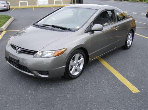 Used 2006 Honda Civic Ex Coupe $8,59000