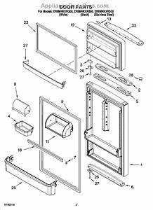 Whirlpool 2264716s Refrigerator Door Panel  Stainless