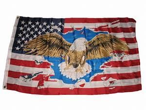 3x5 American Eagle USA United States America Flag 3'x5