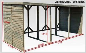 Bucher A Bois : abri bois bucher 20 steres bouvara rb520220 bouvara des ~ Edinachiropracticcenter.com Idées de Décoration