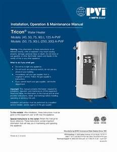 Pvi Tricon Installation Manual