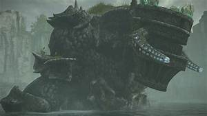Shadow of the Colossus PS4: Colossus #12 Pelagia Boss ...