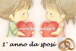 Matrimonio Blog Primo Anniversario Matrimonio