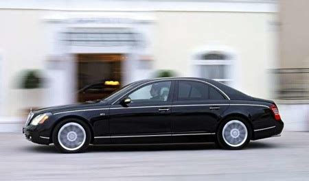 Review: 2006 Maybach 57S - The Truth About Cars