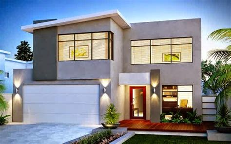 desain rumah minimalis gaya eropa desain rumah idaman