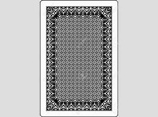 playing card backs clipart Clipground