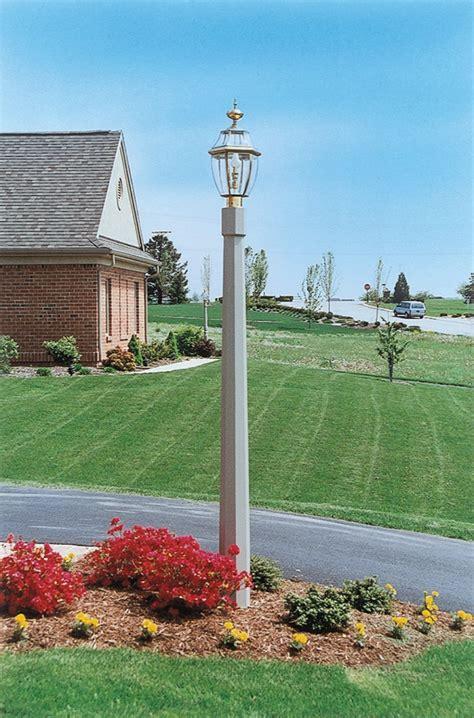 light   night  decorative fypon lamp posts