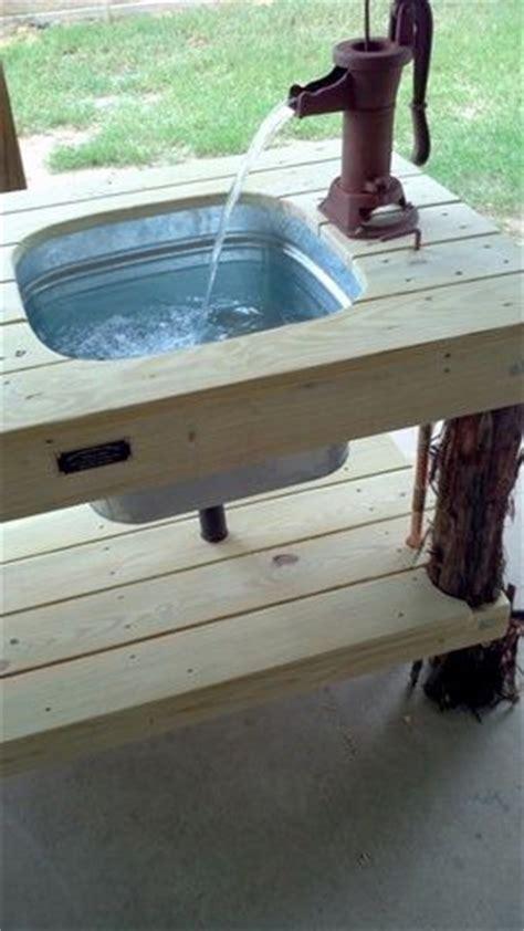outdoor kitchen sink 25 best ideas about outdoor sinks on outdoor 1306