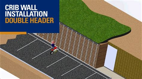 crib wall double header  animation youtube