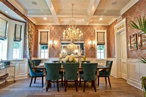 breathtaking formal dining room design ideas