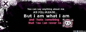 Cool Attitude Quotes Covers. QuotesGram