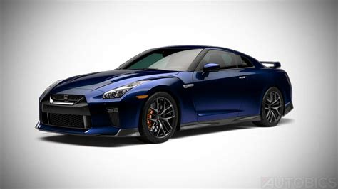 2017 Nissan Gt-r Showcased At Big Boy Toys Expo