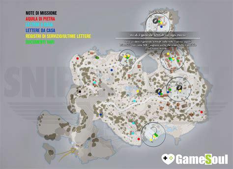 Sniper Elite 4 Guida Ai Collezionabili Di San Celini