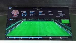 Football Analytics - A Demo From Sap About Big Data