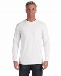 Comfort Colors C4410 - Long-Sleeve Pocket T-Shirt $9.00 ...