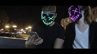Purge Mask Led