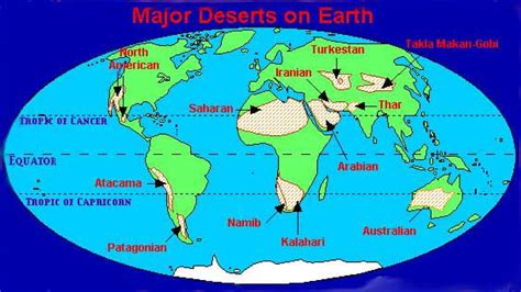 Today, I learn about:: Desert Lapbook ideas