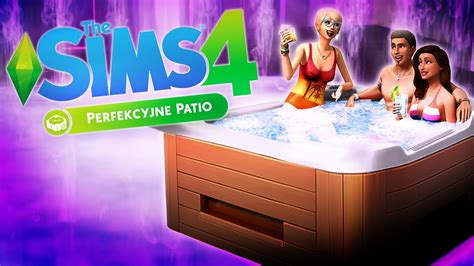 the sims 4 perfekcyjne patio akcesoria funnycat tv
