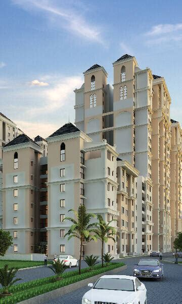 Purva Westend - Apartments for sale in Hosur Road ...