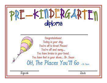 Kindergarten nights summer nights this is honestly my favorite. Pre K Graduation Ideas   Cat in the Hat Kindergarten Diplomas - Missy Gibbs …   Kindergarten ...