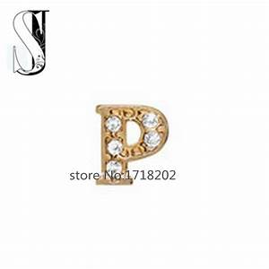 greek letter charms alphabet letter charms crystal gold With greek letter jewelry charms