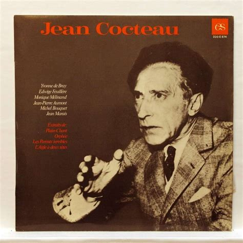 jean pierre aumont michel aumont jean cocteau excerpts from plain chant orph 233 e les