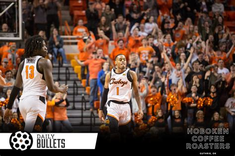 Daily Bullets (April 1): Pokes Try to Turn a Texas Tech ...