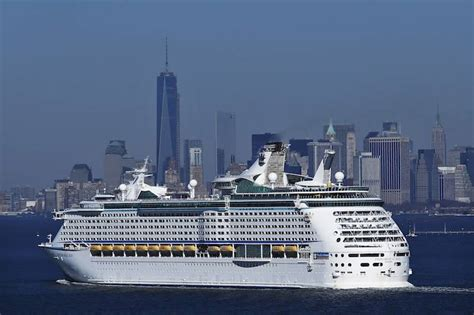 Royal Caribbean Cruise Ship Returns To New Jersey ...
