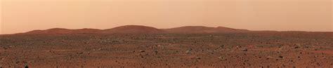 Mars Surface NASA