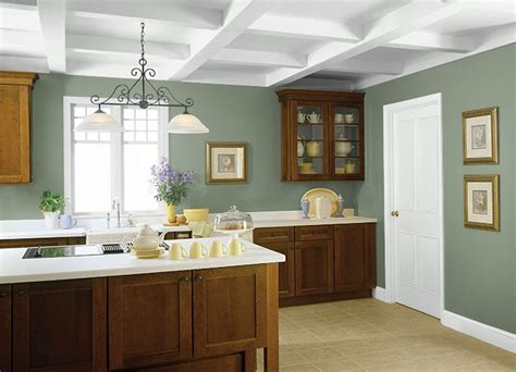 behr kitchen paint colors behr athenian green for kitchen paint ideas 4408