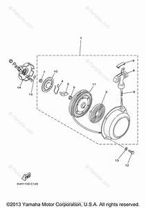 Yamaha Atv 2005 Oem Parts Diagram For Starter