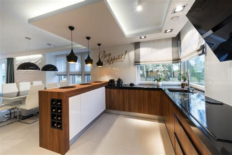 Home Interior Kitchen Decoration : 145 Luxury Kitchen Design Ideas (part 1