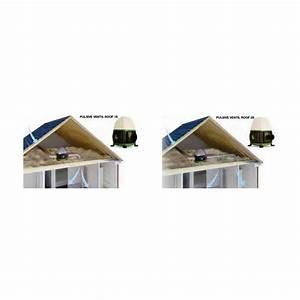 Ventilation Mécanique Répartie : pulsive ventil roof 1 ou 2 piquages d 39 insufflation unelvent ~ Melissatoandfro.com Idées de Décoration