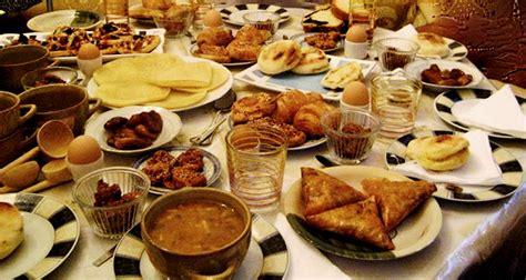 cuisine ramadan streets journal