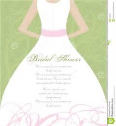 Bridal Showers Invitations Clip Arts