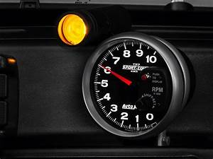 Autometer Sport Comp Playback Tach Instructions Northern