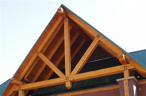 Image Gallery wood trusses