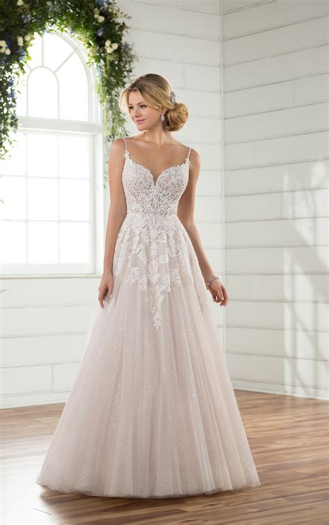 Boho Wedding Dresses Modern Boho Wedding Gown Essense