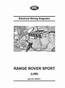 Land Rover   Range Rover Sport L494 Set Of Manuals And