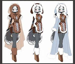 Anime Winter Clothes Cartoon Cold Styles 22067wall.jpg ...