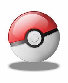 pokeball pokemon game ball