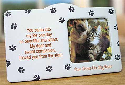 cat memorial picture frames kritters   mailbox