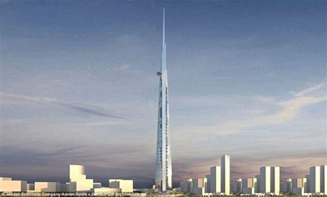 Building Kingdom Tower Jeddah