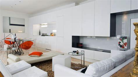 cuisine ouverte sur salon petit espace cuisine ouvert sur salon fabuleux cuisine ouverte