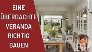 Häuser Im Landhausstil : eine berdachte veranda richtig bauen new england haus schwedenhaus holzhaus landhaus youtube ~ Watch28wear.com Haus und Dekorationen