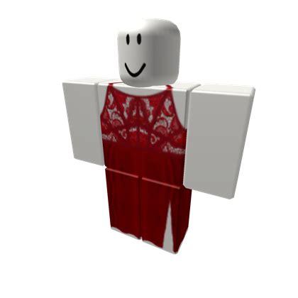 Red Dress - Roblox