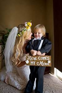 including your children in the wedding ring bearer sign With ring boy wedding